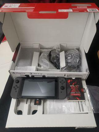 Nintendo Switch Jailbreak SX OS