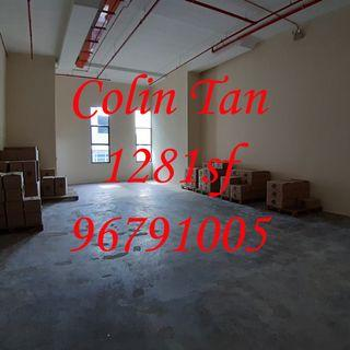 Warehouse cum Office, Workshop Rental, Work and Store for Rent at Toh Guan Road East, near Jurong