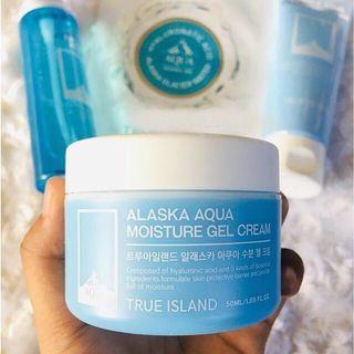TRUE ISLAND ALASKA MOISTURE GEL