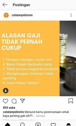 Bisnis Sampingan lewat marketplace