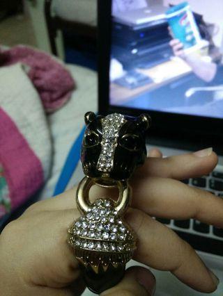 Blank Panther Bracelet