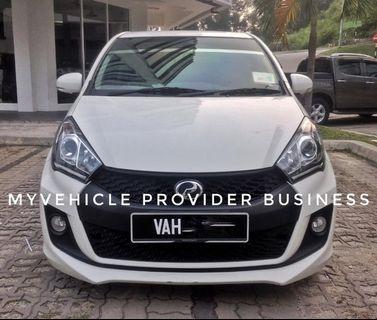 Perodua Myvi 1.5 2nd tahun 2017 (blacklisted)