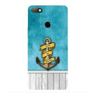 You Are My Anchor Infinix Note 5 Custom Hard Case