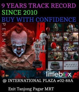Hot Toys Pennywise IT Chapter Two MMS555