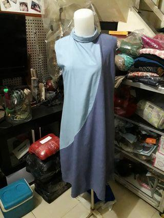 #bagibagi tunik Mididress