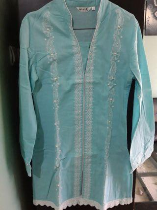 Blouse mint