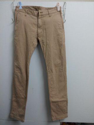 男長褲(平量40)