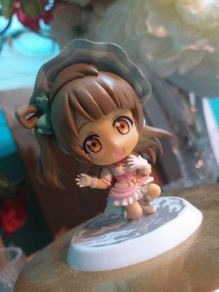 Love Live! Mini Figurine & Pillow Keychain