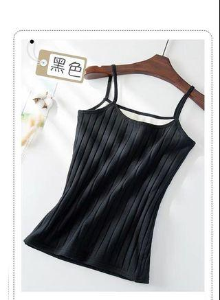 Simple Woman Thick Singlet