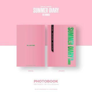 BLACKPINK Summer Diary