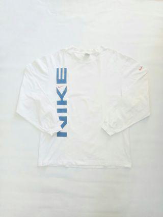 Kaos lengan panjang Nike Original