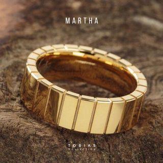 Instock: Martha Tube Rings