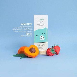 IMMUNITY / BABY SHEILD Baby Essential Oil by Audelia Naturals