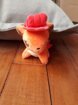 寶可夢pokemon神奇寶貝玩偶六尾娃娃 全新 保存良好