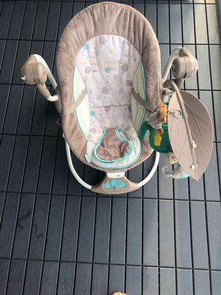 Ingenuity baby swing/rocket
