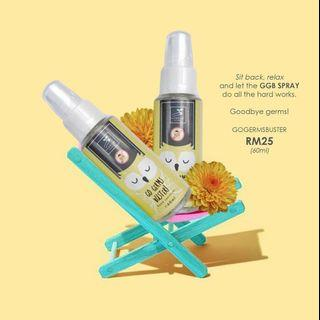 GoGermBuster Spray by Audelia Naturals