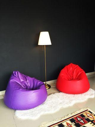 ZMBeanBag Bean Bag Sofa Cushion