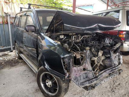 Toyota unser scrap for sell