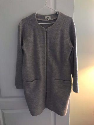 Aritzia banville jacket XS Heather Comet