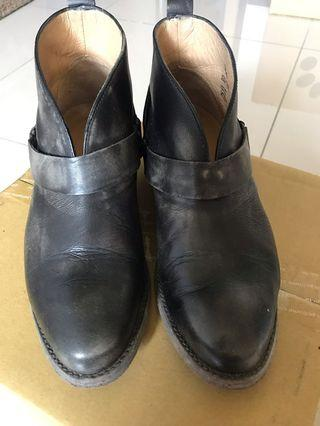 Koolaburra by UGG 牛仔靴 低筒鞋boots us7/uk