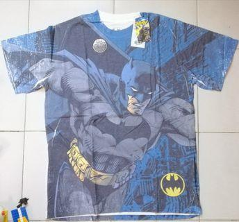 Batman Tshirt Men Superhero Marvel