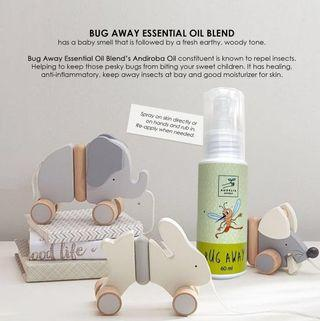 BUG AWAY Essential Oil by Audelia Naturals