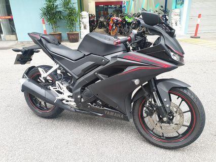 2018 Yamaha YZF R155 Gen 3 (Jan 2018)