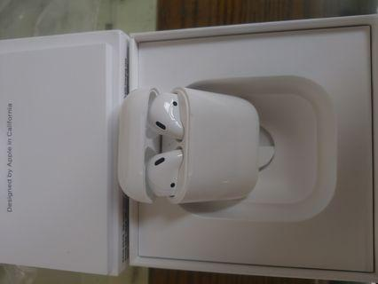 Airpods 2代