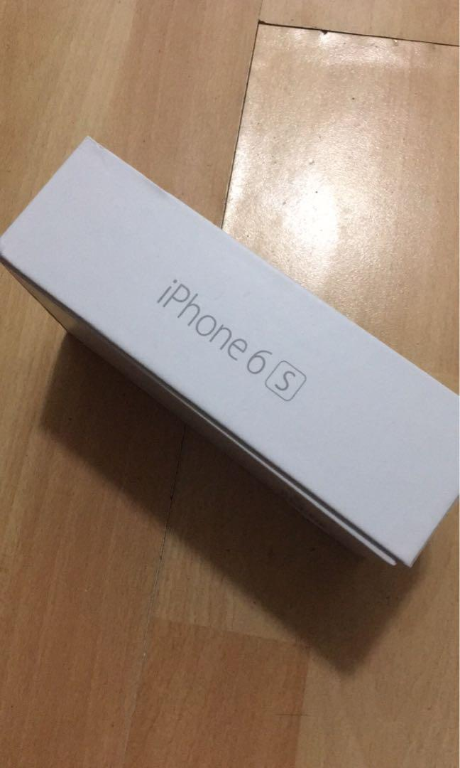 128 GB - Space Grey- iPhone 6S - Perfect Condition