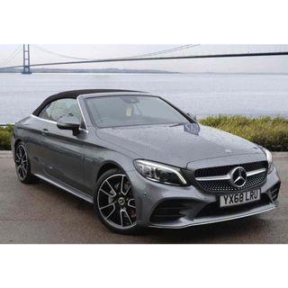 Mercedes Benz C200 Cabriolet Amg Line (Mild Hybrid)