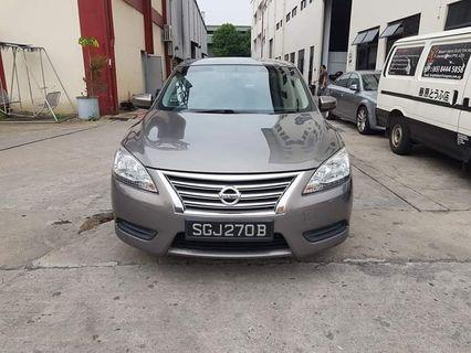 Nissan sylphy 1.5