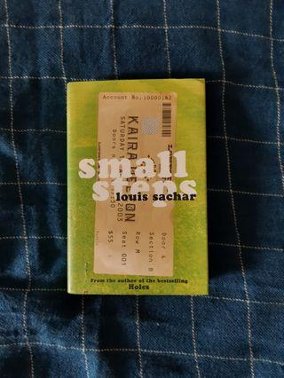 Small Step by Louis Sachar
