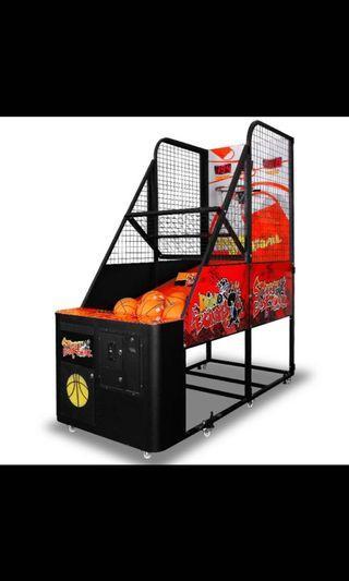 Brand New Arcade Basketball Machine