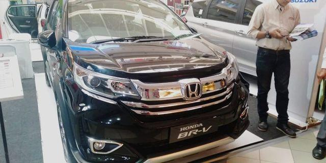 Honda BRV E CVT, Open Best Price in September..