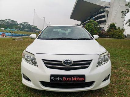 Toyota Corolla Altis 1.6 LX (A)