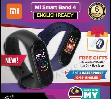 Xiaomi Mi Band 4 Touch Screen AMOLED Smart Wristband