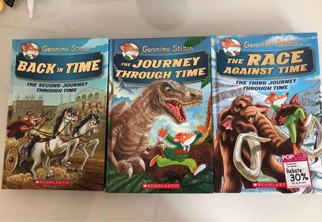 Geronimo Stilton The Adventures In Time