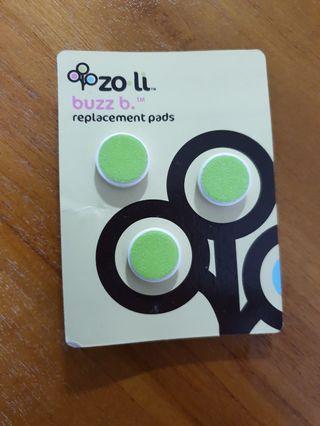 Zoli replacement pads