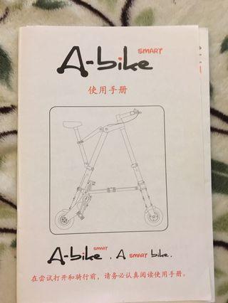 A-bike smart