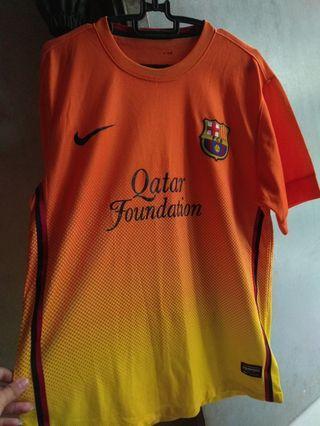 Kaos Bola Barcelona #bagibagi