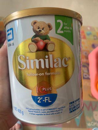Similac stage 2 (400g)