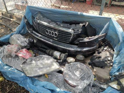 Audi a8 2005 used parts
