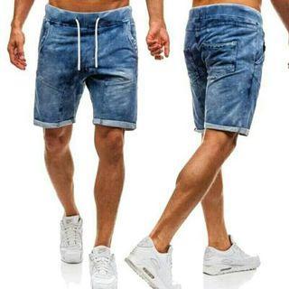 New Men Pockets Shorts Men Male Short Trousers Streetwear