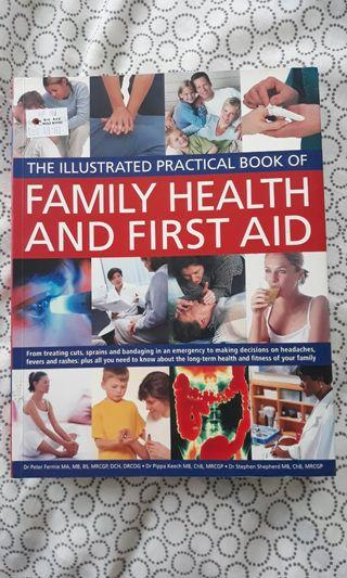 Book: Family health & First Aid