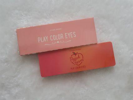 Etude House Peach Farm Eyeshadow Palette
