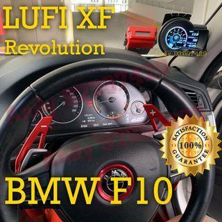 BMW F10 Lufi XF Revolution OBD OBD2 Gauge Meter display #lufi #defi #magician #ultragauge #scangauge