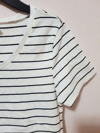 Basic Striped Top