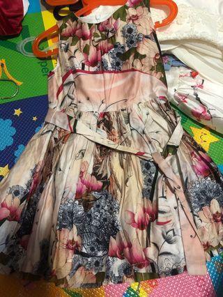 Jottum dress 4 years old