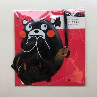 熊本熊KUMAMOTO-悠遊卡/交通卡卡套