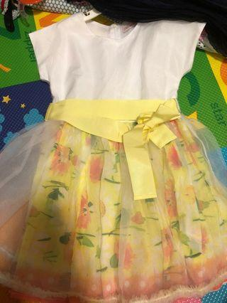 Various Brand's dresses for girls 4 year old